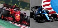 Ferrari y Alpine van muy en serio en España - SoyMotor.com