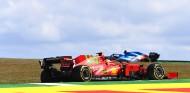 Ferrari y Alpine ilusionan en Portugal: Sainz y Alonso en el 'top 5' - SoyMotor.com