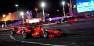 Leclerc, Mick Schumacher y Giovinazzi dan espectáculo en Riad - SoyMotor.com