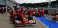 Ferrari en el GP de Austria F1 2014: Viernes
