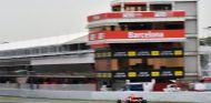 Antonio Giovinazzi en el Circuit de Barcelona-Catalunya - SoyMotor.com