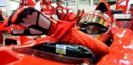 Jules Bianchi durante los tests de Silverstone - LaF1