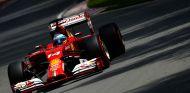 Fernando Alonso durante el Gran Premio de Canadá - LaF1