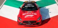 El coche de seguridad de Mugello será rojo en honor a Ferrari - SoyMotor.com