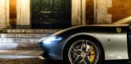 Detalle del Ferrari Roma - SoyMotor.com