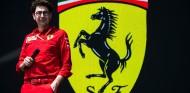 Mattia Binotto en el GP de Alemania F1 2019 - SoyMotor