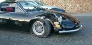 Evitan la fuga de una mujer drogada y sin carné que estrella un Ferrari - SoyMotor.com