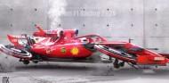 ¿Es un Ferrari? ¿Un avión? ¿Un F1 del futuro? - SoyMotor.com