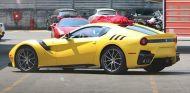 Ferrari F12 GTO, el V12 más radical -SoyMotor