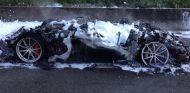 Ferrari F12 TDF quemado - SoyMotor.com