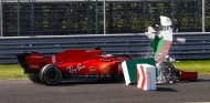 Ferrari aún no ha encontrado la causa del fallo de frenos de Vettel - SoyMotor.com
