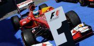 Ferrari en el Gran Premio de España de 2013 - LaF1