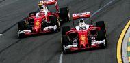 El mensaje de Ferrari en el GP de Australia estaba dentro de la legalidad - LaF1