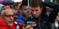 Daniil Kvyat en Monza - SoyMotor.com
