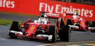 Vettel se muestra tranquilo a pesar del complicado inicio de mundial - LaF1