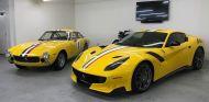 Otro Ferrari para la colección pero, ¡a juego con el 250 GT Lusso! - SoyMotor.com