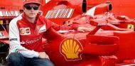 Kimi Räikkönen en el Festival de Goodwood - LaF1