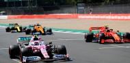 Ferrari, Racing Point, McLaren y Renault en Silverstone - SoyMotor.com