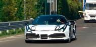 Ferrari prueba su nuevo motor V6 híbrido en Fiorano - SoyMotor.com