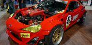 Este es el Toyota GT4586 con su motor del Ferrari 458 Italia al descubierto - SoyMotor