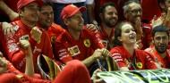 Ferrari en el GP de Singapur 2019 - SoyMotor