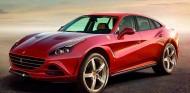 Render del Ferrari Purosangue - SoyMotor.com