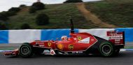 """Allison está """"bastante contento"""" con el nacimiento del Ferrari F14 T"""