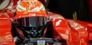 Kimi Räikkönen en su F14 T - LaF1