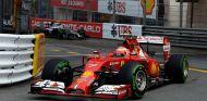 Kimi Räikkönen en Montecarlo - LaF1