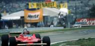 Gilles Villeneuve en el GP de Alemania 1980 - SoyMotor.com