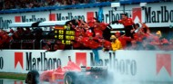 Se cumplen 25 años de la primera victoria de Schumacher con Ferrari - SoyMotor.com