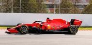 Sebastian Vettel anuncia el nombre de su Ferrari de 2020 - SoyMotor.com