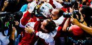 Sergio Marchionne insiste en que Ferrari tiene que ganar en 2016 - LaF1