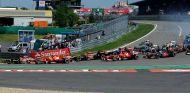Ferrari en el GP de Alemania F1 2013: Domingo