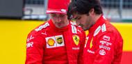Los pilotos de Ferrari critican la estrategia en Spa - SoyMotor.com