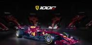 Ferrari presenta la decoración especial para su GP nº 1.000 - SoyMotor.com