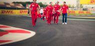 'Track walk' de Ferrari en Barcelona – SoyMotor.com