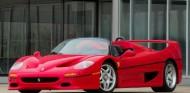 Uno de los Ferrari F50 más especiales de siempre está a la venta - SoyMotor.com