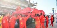 Ferrari encuentra la razón del fallo de motor de Vettel en test - SoyMotor.com