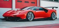 El nuevo Ferrari P80/C presenta una aerodinámica muy avanzada - SoyMotor.com