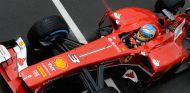 Ferrari en el GP de Gran Bretaña F1 2013: Viernes