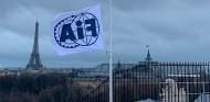 Bandera de la FIA en la Plaza de la Concordia de París - SoyMotor