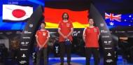 Podio en Salzburgo de la Nations Cup del FIA GTC 2019 - SoyMotor