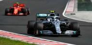 Valtteri Bottas y Charles Leclerc en el GP de Hungría F1 2019 - SoyMotor