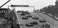 Salida de la carrera de 1986 - SoyMotor
