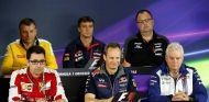 Rueda de prensa del viernes en Austria - LaF1.es