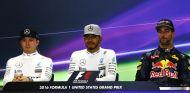 GP de Estados Unidos F1 2016: Rueda de prensa del domingo - laF1