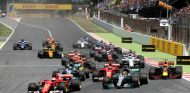 Salida del Gran Premio de España 2017 - SoyMotor.com