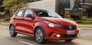 En la imagen el Fiat Argo destinadl al mercado brasileño - SoyMotor