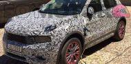 Cazado el futuro SUV compacto híbrido de Fiat - SoyMotor